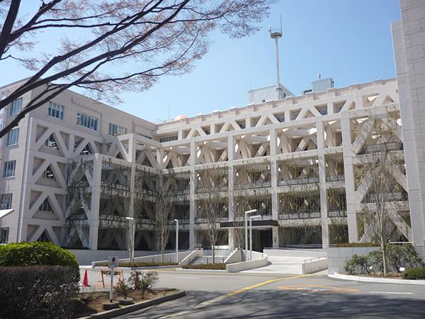埼玉県本庁舎|用途分類別:耐震...